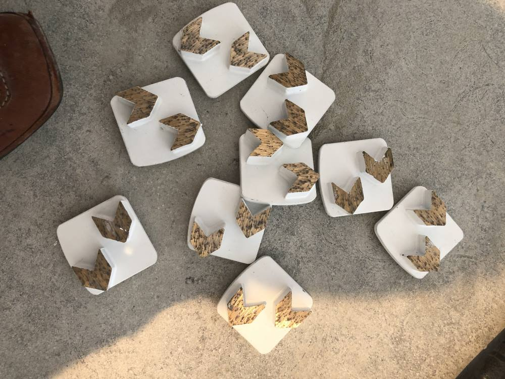 Diamond Plates